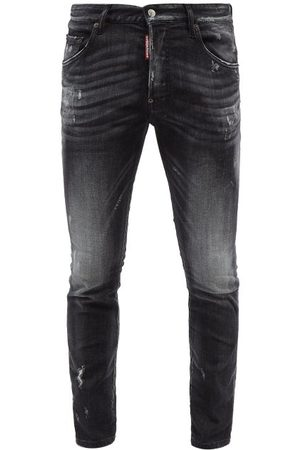 Dsquared2 Super Twinky Distressed Skinny Jeans - Mens