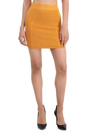 Hervé Léger Contour Mini Skirt