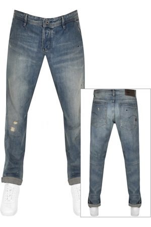 G-Star Men Tapered - Raw Grip 3D Relaxed Tapered Jeans