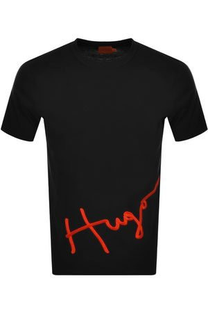 HUGO BOSS Men Short Sleeve - Dresco Crew Neck Short Sleeve T Shirt