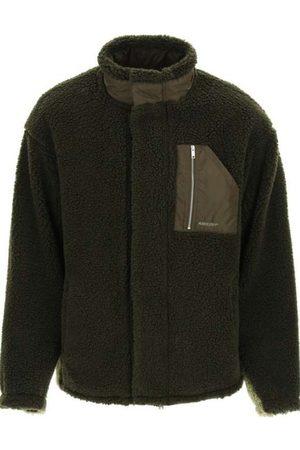AMBUSH Men Fleece Jackets - Funnel-Neck Fleece Jacket