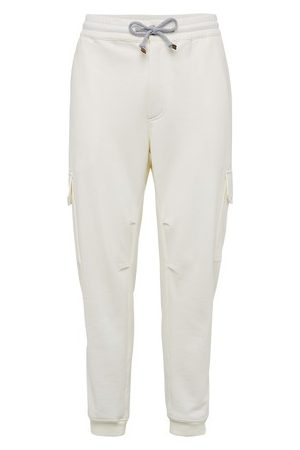 Brunello Cucinelli French terry trousers