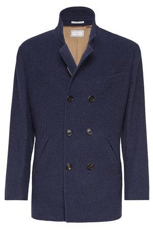 Brunello Cucinelli Men Coats - Pea coat
