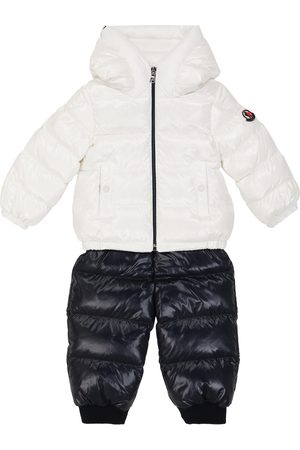 Moncler Baby Sinem down coat and snow pants