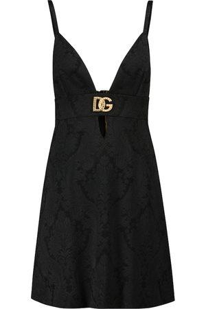 Dolce & Gabbana Embellished minidress