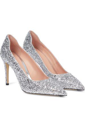 Victoria Beckham Women High Heels - Glitter pumps