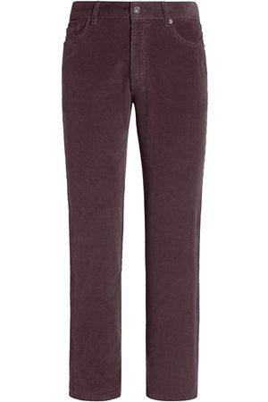 Ermenegildo Zegna Vicuna Straight-Fit Jeans