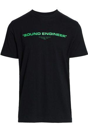 OFF-WHITE Pioneer Crewneck T-Shirt