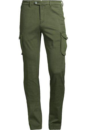 Kiton Slim-Fit Cargo Pants