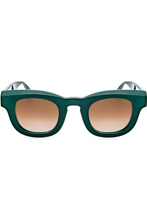 THIERRY LASRY Dogmaty 47MM Rectangular Sunglasses