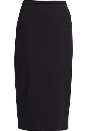 Max Mara Sabato Jersey Pencil Skirt