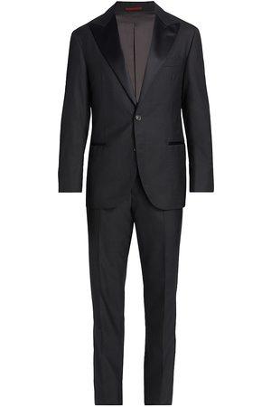 Brunello Cucinelli Four Season Wool Tuxedo