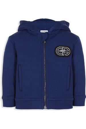 Armani Baby Boy's Hooded Sweatshirt