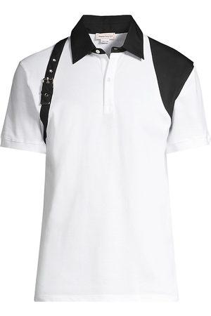 Alexander McQueen Harness Polo