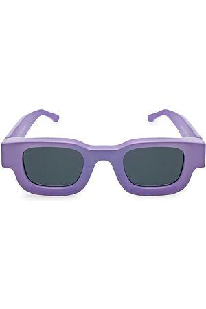 THIERRY LASRY X Rhude Rhevision 44MM Rectangular Sunglasses
