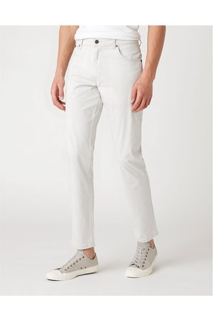 Wrangler Texas Slim Pants 31 Vapour Grey