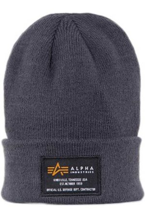 Alpha Industries Men Hats - Crew One Size Rep.Grey