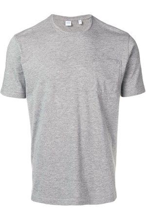 Aspesi Men T-shirts - Basic T-shirt - Grey