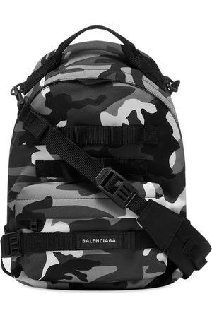 Balenciaga Men Rucksacks - Army Multicarry Backpack