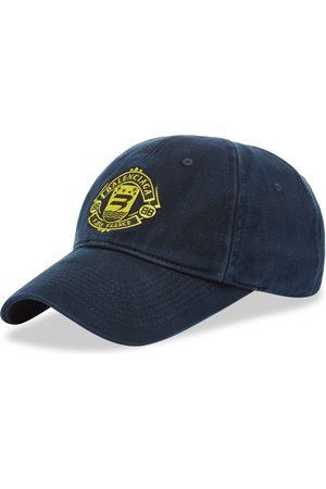Balenciaga Men Caps - Crest Logo Cap