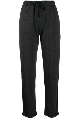 Majestic Women Straight Leg Pants - Daphne straight-leg trousers - Grey