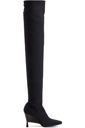 GIA 100mm Rosie 9 Stretch Over-the-knee Boot