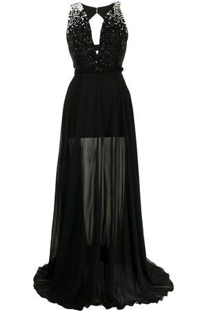 Saiid Kobeisy Women Evening dresses - Sequin-embellished gown