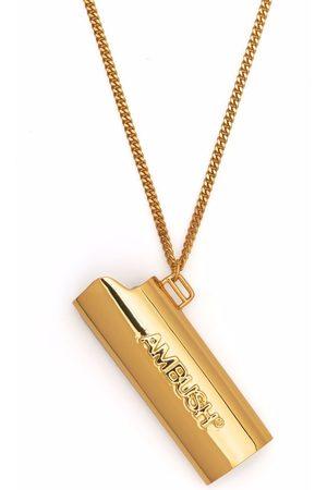 AMBUSH Necklaces - Logo-engraved lighter necklace
