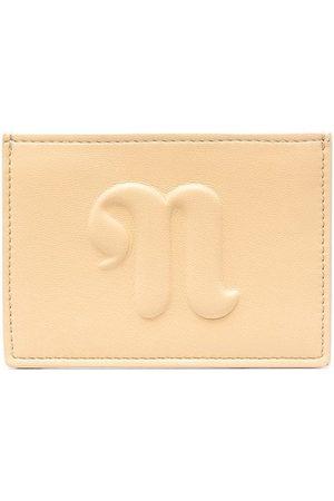 Nanushka Women Purses - Embossed-logo cardholder