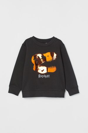 H&M Kids Sweatshirts - Sweatshirt with Motif
