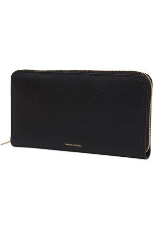 Mansur Gavriel Women Wallets - Leather Zip Continental Wallet