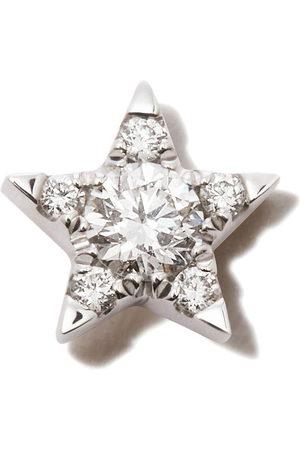 Maria Tash Women Studs - 18kt white Star stud earring