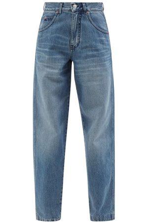Victoria Beckham Women Straight - Diana Straight-leg Jeans - Womens - Denim