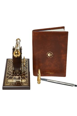 S.T. Dupont Shoot The Moon Prestige Limited Edition Collector's Set