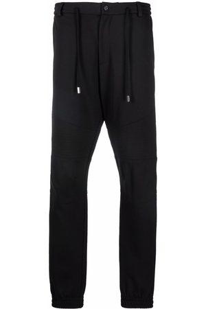 Philipp Plein Men Sweatpants - Drawstring track pants