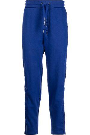 Armani Men Sweatpants - Logo-print drawstring track pants