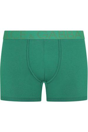 Dolce & Gabbana Men Boxer Shorts - Logo waistband briefs