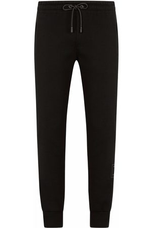 Dolce & Gabbana Men Sweatpants - Drawstring track pants