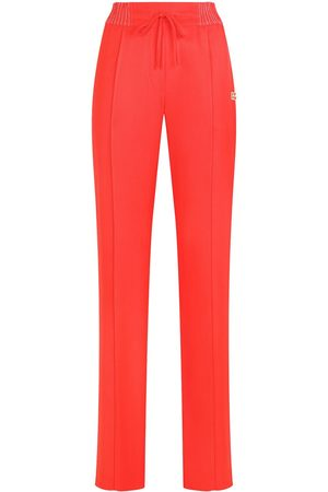 Dolce & Gabbana Straight-leg twill trousers