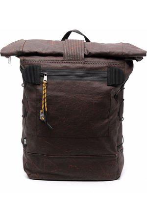 Diesel Roll-top backpack