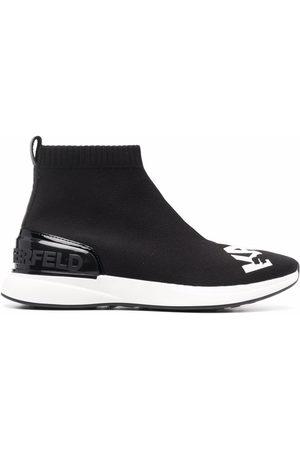 Karl Lagerfeld Women Boots - Finesse Legere logo sneaker boots