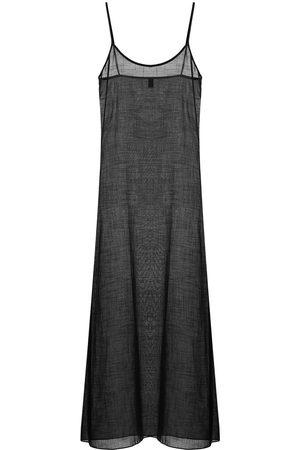 SIR Semi-sheer maxi dress