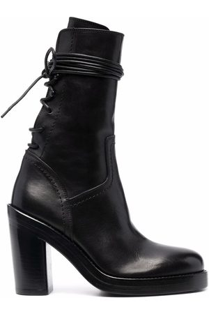 ANN DEMEULEMEESTER Women Ankle Boots - Henrica lace-up ankle boots