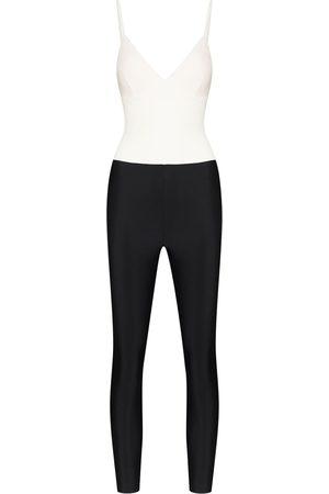 Manola Women Sportswear - Sirenita two-tone leotard