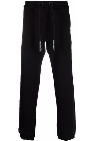 Roberto Cavalli Men Sweatpants - Snake logo track trousers