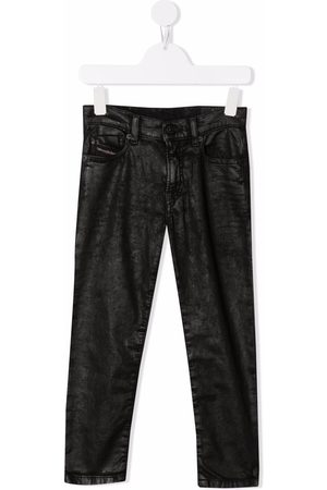 Diesel Boys Skinny - Mharky-J mid-rise skinny jeans