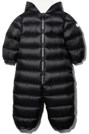 Moncler Bodysuits & All-In-Ones - All-in-one puffer snowsuit