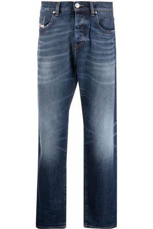 Diesel Men Straight - Straight-leg d-viker jeans