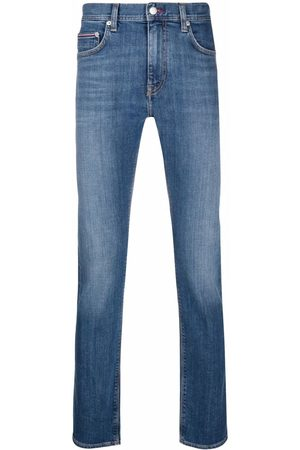 Tommy Hilfiger Mid-rise slim-fit jeans