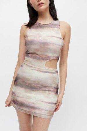 Motel Women Party Dresses - Michel Cutout Mini Dress